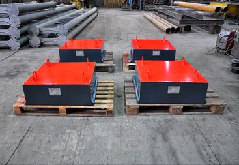 магнитные сепараторы для ленточных конвейеров