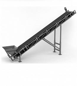 Ленточный транспортер стоимость бампер т5 транспортер