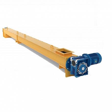 Конвейеры винтовые по цементу транспортер пружинный